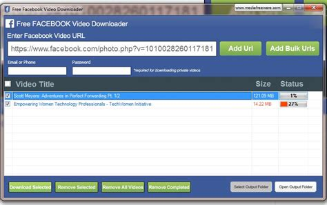 fb video downloader download free software facebook video downloader 1 0 1