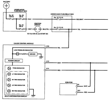 tire pressure monitoring 1992 lincoln continental parking system astonishing wiring diagram buick lesabre suspension pressor contemporary best image schematics