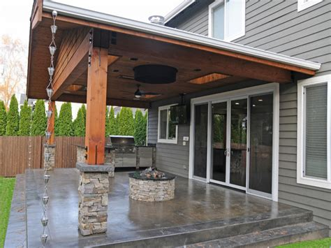 backyard covered patio plans covered fire pits covered patio with fire pit patio with