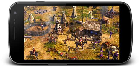age of empires android microsoft bringing age of empires to ios and android redmond pie