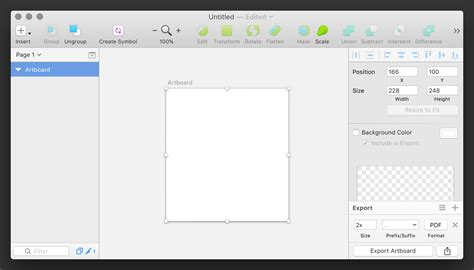 Sketch Export Pattern | sketch app exporting artboards to pdf at 2x graphic