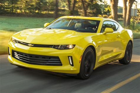 2016 chevrolet camaro pricing for sale edmunds