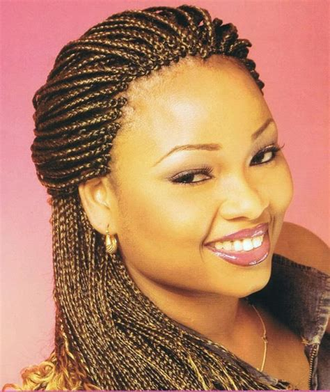 simple nigeria hair briad simple braided hairstyles for black women 2013