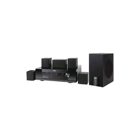 rca remanufactured rca 1000w home theater 5 1 digital