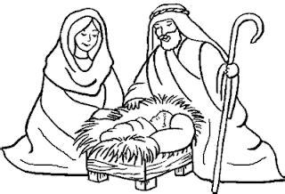 imagenes de jesus jose y maria para colorear dibujos para colorear del nacimiento de jesus dibujos