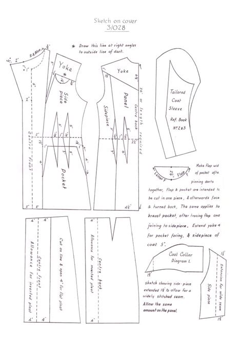 clothes pattern cutting dress pattern drafting patterns gallery