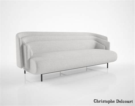 free hug sofa christophe delcourt hug sofa 3d model max obj fbx mtl