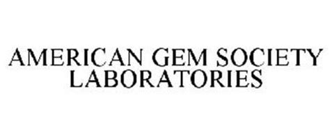 american gem society laboratories trademark of american