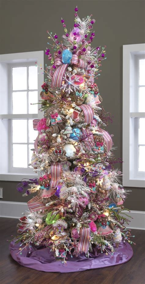 Christmas Tree Themes | christmas tree decorations ideas 2015 2016 fashion