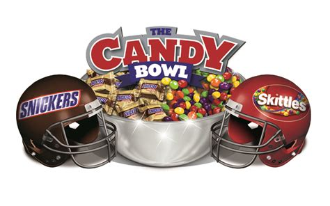 Super Bowl 51 Sweepstakes - wrigley mars chocolate announce the candy bowl super bowl promotion