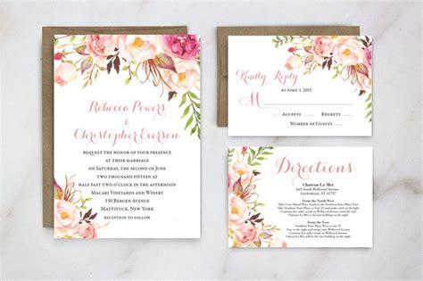 Garden Wedding Invitation Designs Yourweek 5d44e0eca25e Garden Wedding Invitations Templates
