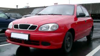 Daewoo Spares File Daewoo Lanos Front 20070323 Jpg Wikimedia Commons