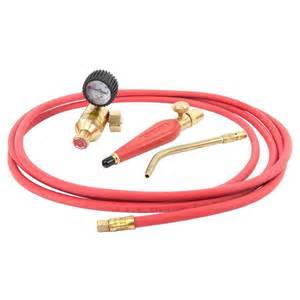 Torch Plumbing by Plumbers Torch Kit Air Acetylene Forney Industries