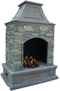 Exterior Gas Fireplace by Exterior Gas Fireplace Fireplaces