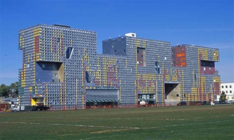 mit housing epic architecture now that s a dorm simmons hall at mit aka quot the sponge quot epic