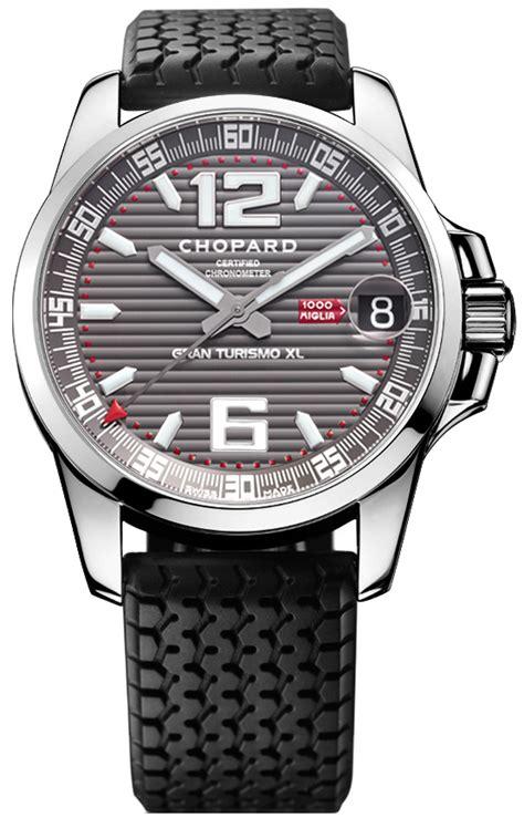 Chopard Mille Miglia Black Rubber A 7753 168997 3005 chopard mille miglia black titanium rubber authenticwatches