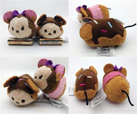Iring Tsum Tsum Mickey Minnie preview donut mickey and minnie tsum tsum my tsum tsum
