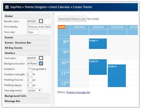 Calendar Js Angularjs Event Calendar Scheduler Codeproject