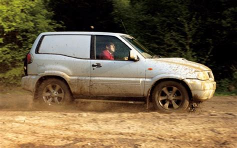 nissan terrano off road nissan terrano vehicle test total off road the