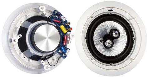 Audiophile In Ceiling Speakers by Earthquake Cm8s Iq 8 Quot 2 Way Audiophile In Ceiling Speakers