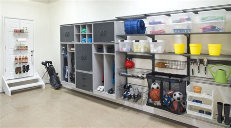 Garage Cabinets Storage Solutions Garage Storage Solutions Diy And Ready Made Ideas