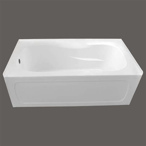 homedepot bathtubs valley pro acrylic non whirlpool bathtub the home depot