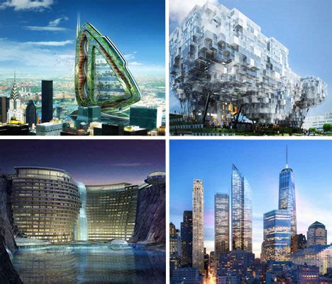 architectural trends unbuilt buildings 12 awesome future architectural designs