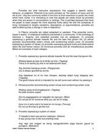 Philippine Literature In Essay by Philippine Literature In Grade 7 Philippine Literature In
