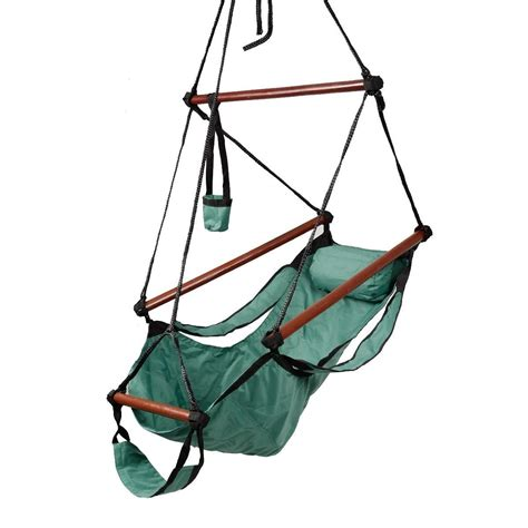 air swing chair us 250lb outdoor indoor hammock hanging chair air deluxe