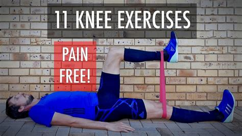 11 exercises that help decrease knee pain sparkpeople 11 knee rehab exercises for fix knee pain strengthening