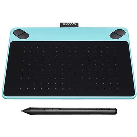 Wacom Intuos Cth490 B0 Cx 1 buy wacom intuos medium mint blue cth 690 b0 cx lowest price in india at www