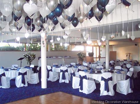 wedding ideas lovely navy blue wedding centerpieces
