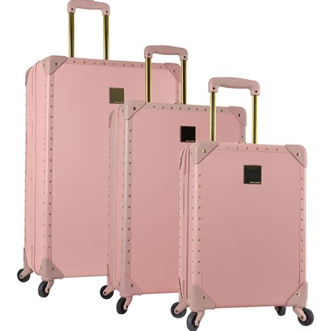 beautiful suitcases classic with a modern twist the vince camuto jania 3