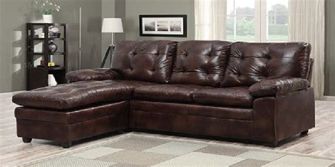 faux leather sectional sofa faux leather sectional sofas cozysofa info