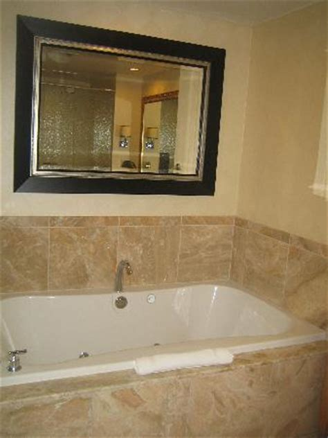 large jacuzzi tub  bathroom picture  trump international hotel las vegas tripadvisor