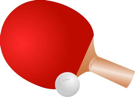 Bat Bola Pingpong table tennis ping pong sports 183 free vector graphic on pixabay
