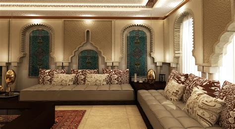 Moroccan Majlis Interior Design by Moroccan Throw Pillows Interior Design Ideas