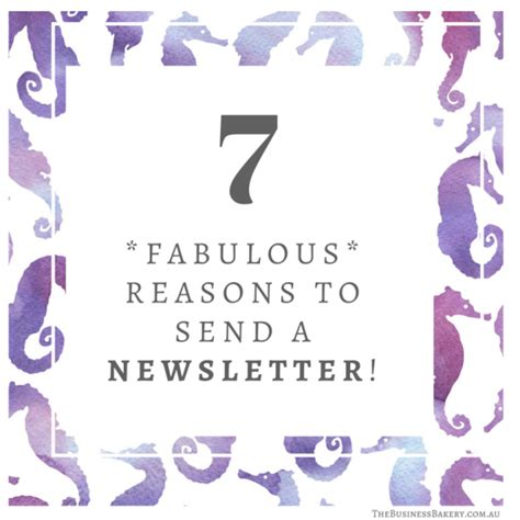 7 Reasons Jerseylicious Is Fabulous by Seven Fabulous Reasons To Send A Regular Newsletter