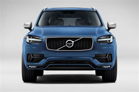 build your own volvo 2016 volvo xc90 r design front view photo 2