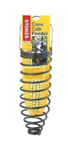 stokes select 38004 corn cob feeder home garden decor