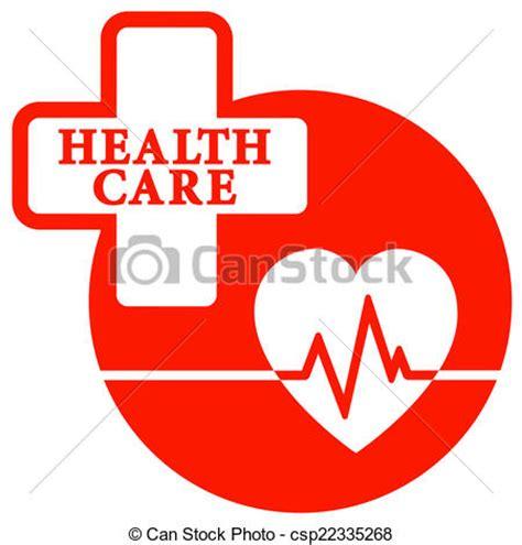 imagenes vectores salud clip art de vectores de coraz 243 n icono salud rojo