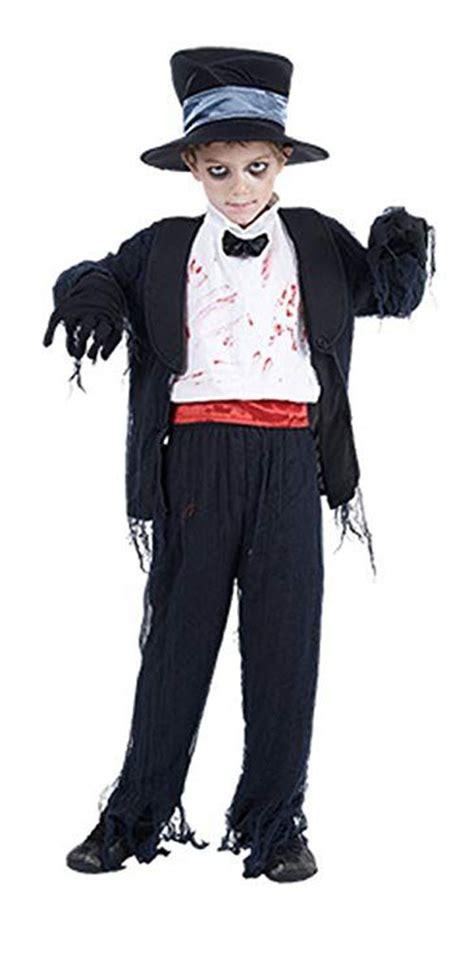 scary creepy halloween  walking dead costume ideas