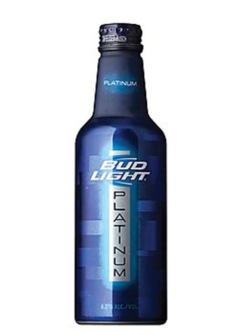 Bud Light Platinum Bottle by Currently Unavailable We Don T When Or