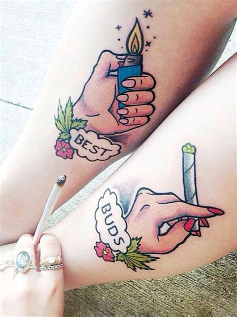 best buds tattoo 47 unique best friend tattoos that redefine your friendship