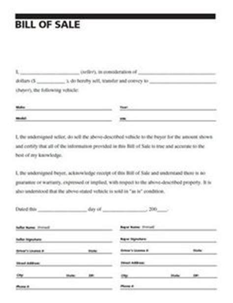 bill of sale missouri template free printable atv bill of sale form motorcycle review
