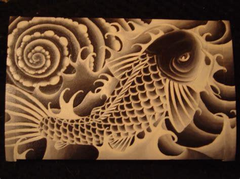 japanese koi tattoo wallpaper japanese koi fish wallpaper for iphone johnywheels com