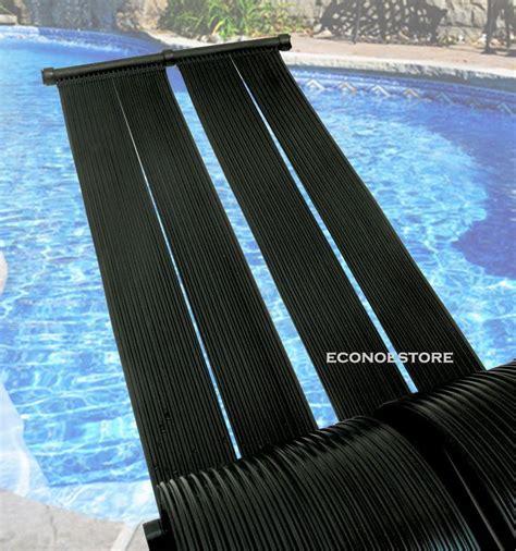 Energy House Energy Saving Above Ground Inground Swimming Pool Solar