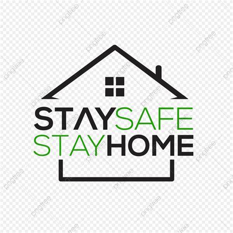 stay safe  stay home illustration quarantine