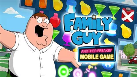 download game mobbles mod apk family guy freakin mobile game v 1 3 5 mod apk with