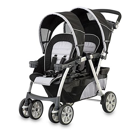 bed bath and beyond chico chicco 174 cortina together double stroller in romantic